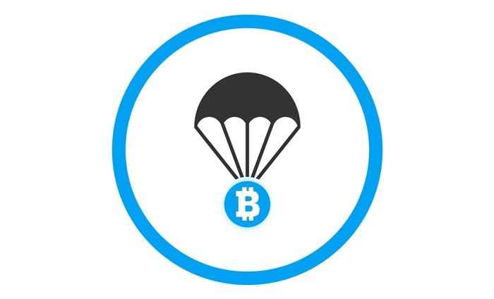 Air-Drop ในวงการเงินคริปโต