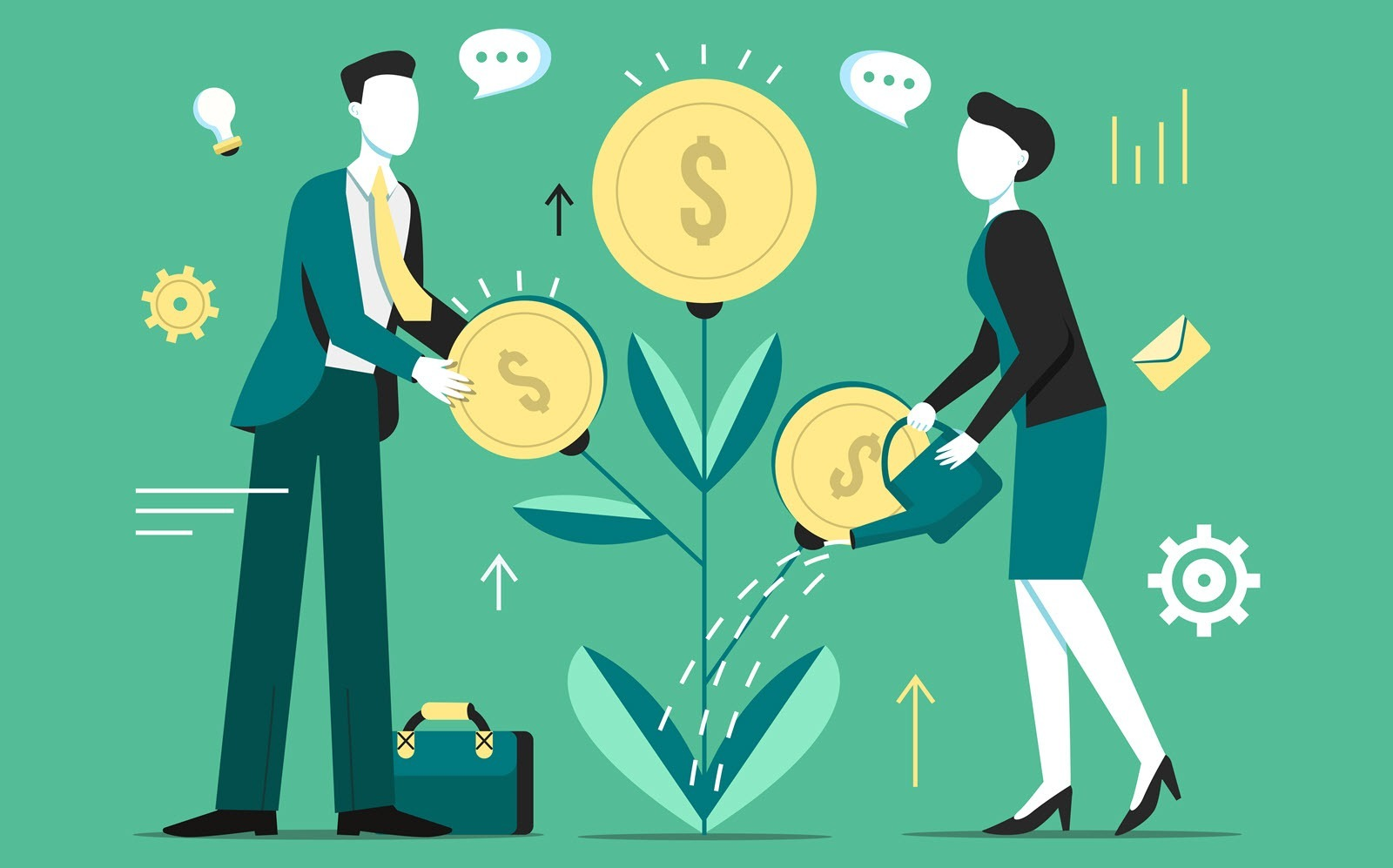 Passive Income จำเป็นต้องค่อย ๆ เติบโตเหมือนการปลูกต้นไม้